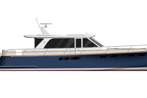 Hunt Yachts For Sale | Motor Yachts | Yachting Solutions