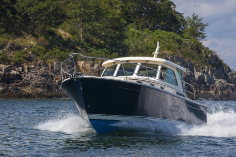 Sabre Yachts Boats For Sale E Marine Motor Yachts