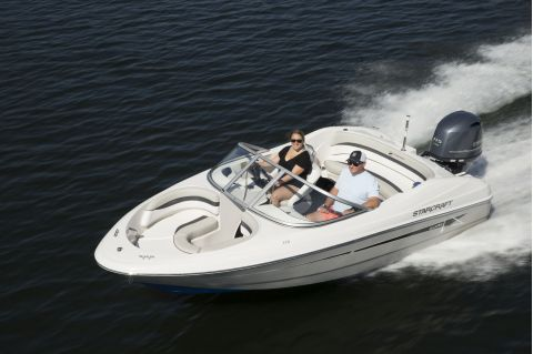 Limited Runabout 172 OB Sport