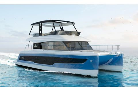 Motor Yacht 40