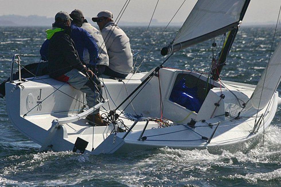 Image Gallery J 70 Sailboat