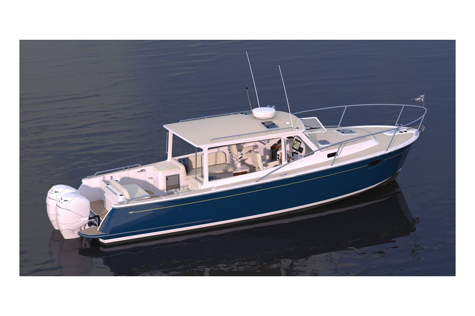 Mjm Yachts Boats For Sale East Coast Yacht Sales