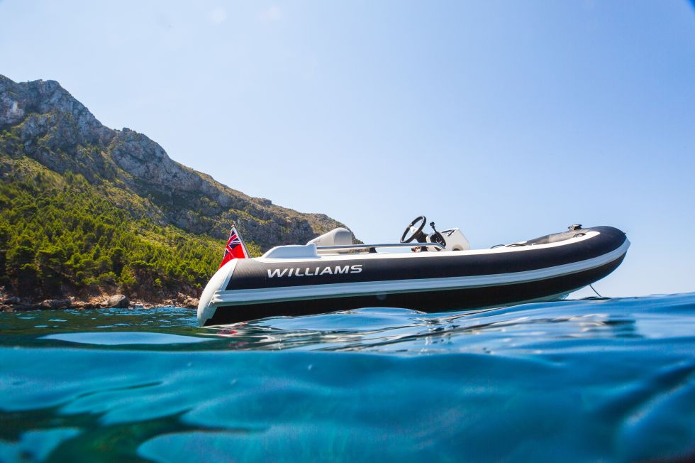 Williams Jet Tenders Sport Jet 435