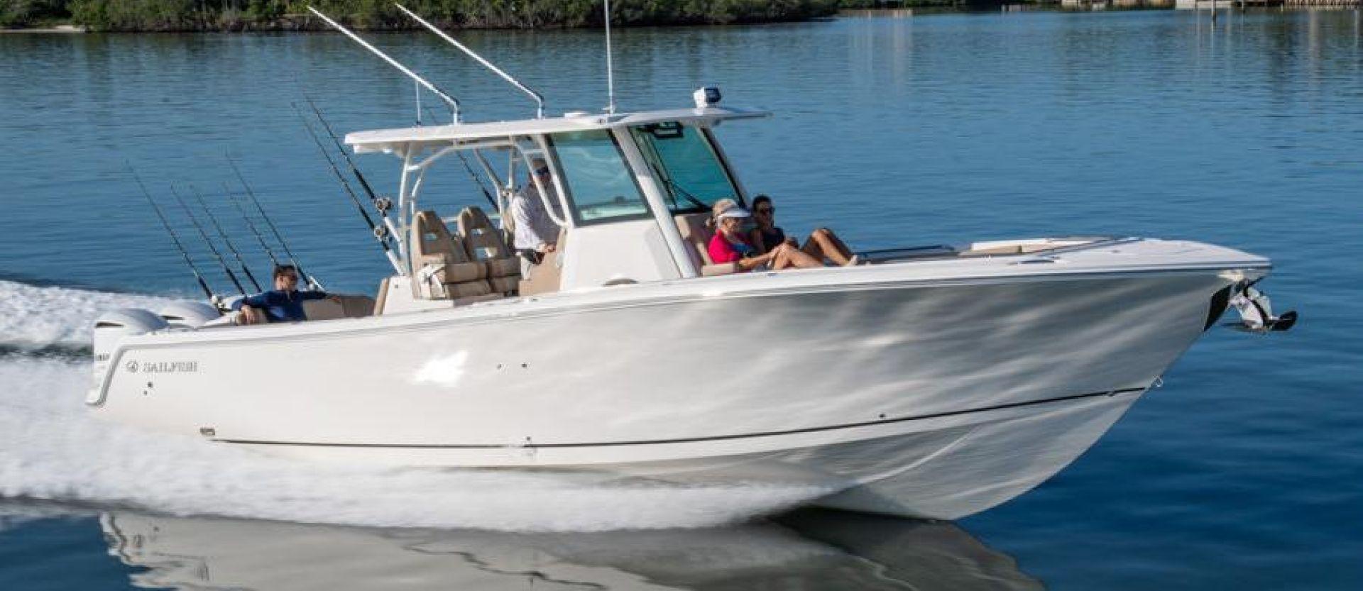 Sailfish 360 CC