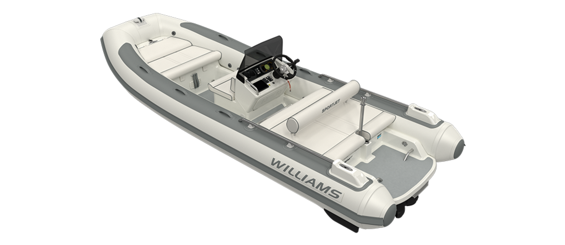 Williams Jet Tenders Sport Jet 520