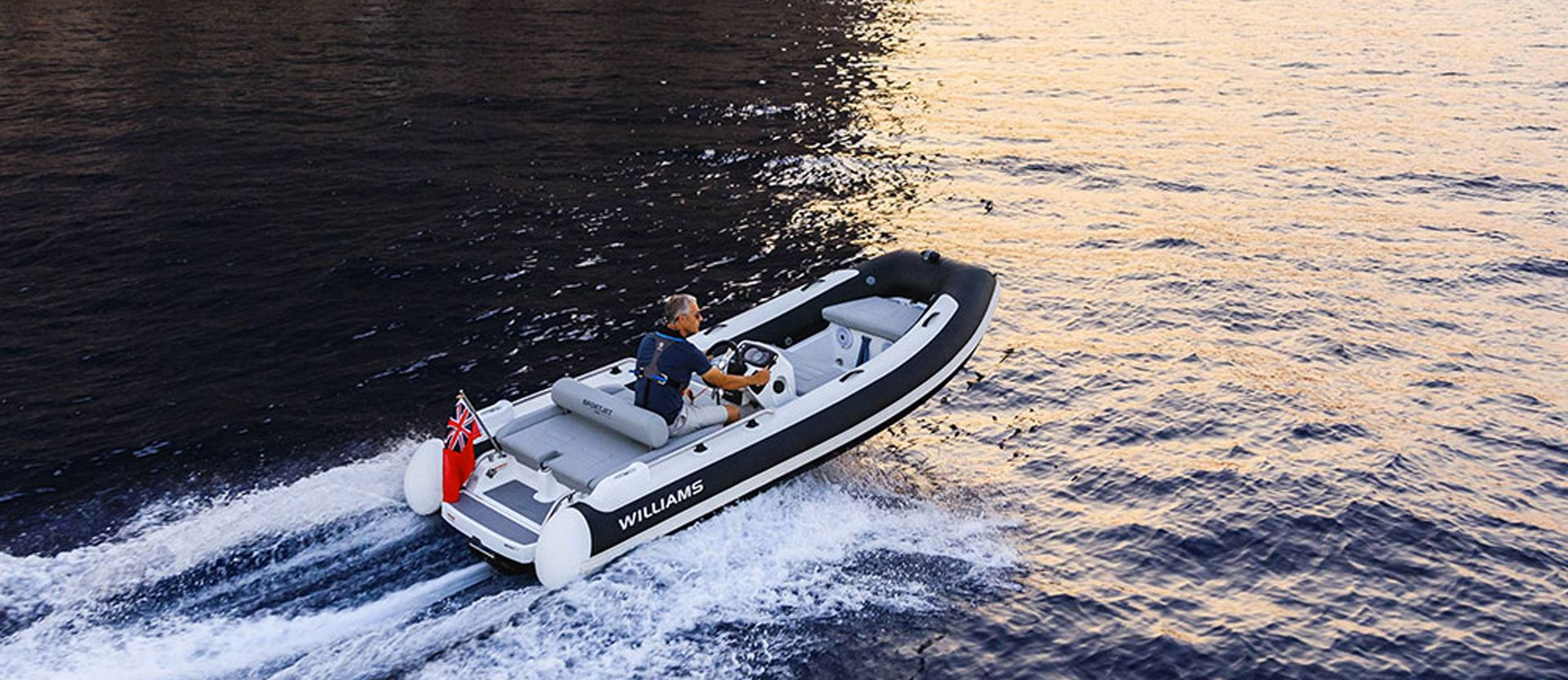 Williams Jet Tenders Sport Jet 460