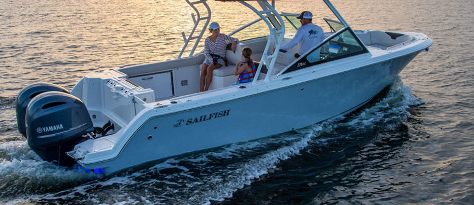 Sailfish 276 DC
