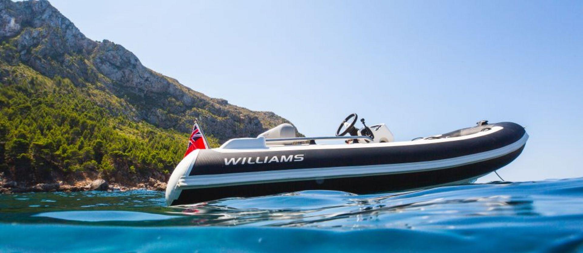Williams Jet Tenders Sport Jet 435