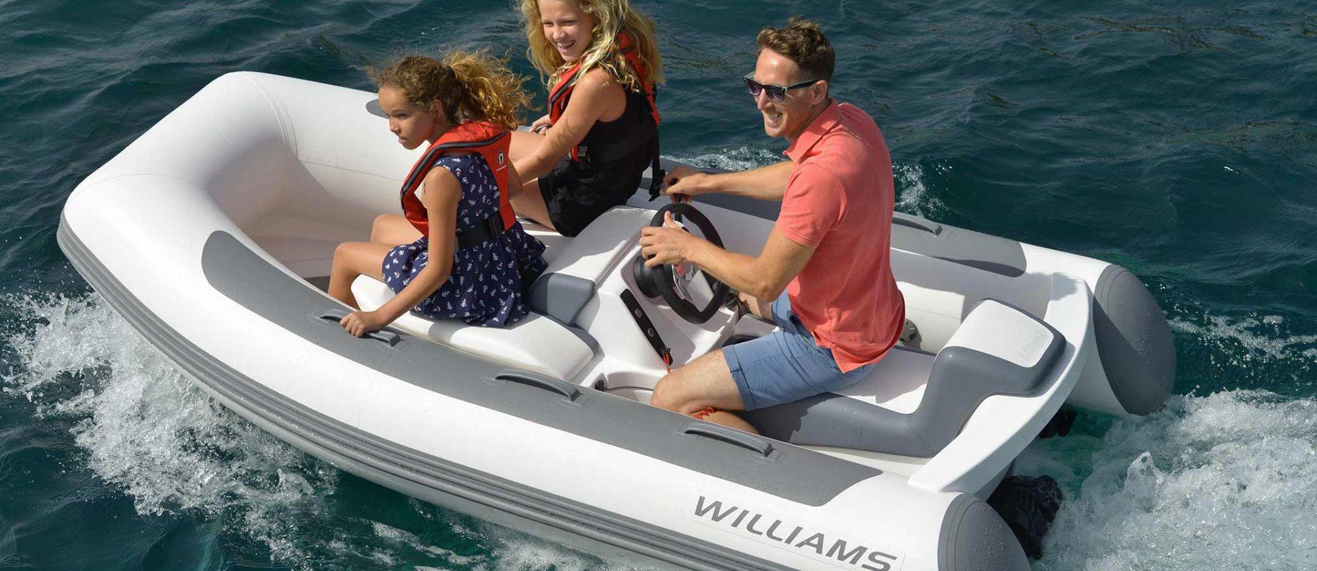 Williams Jet Tenders Mini Jet 280